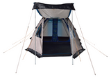 Discovery Adventures UK 4 Person 'Airpro Deluxe' Inflatable Tube Tent
