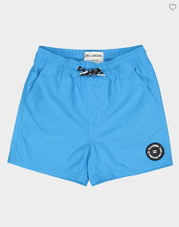 Billabong Groms All Day Layback Boardshorts