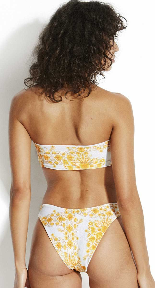 Seafolly Sunflower Tubetop