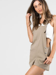 Rusty Fleet Playsuit