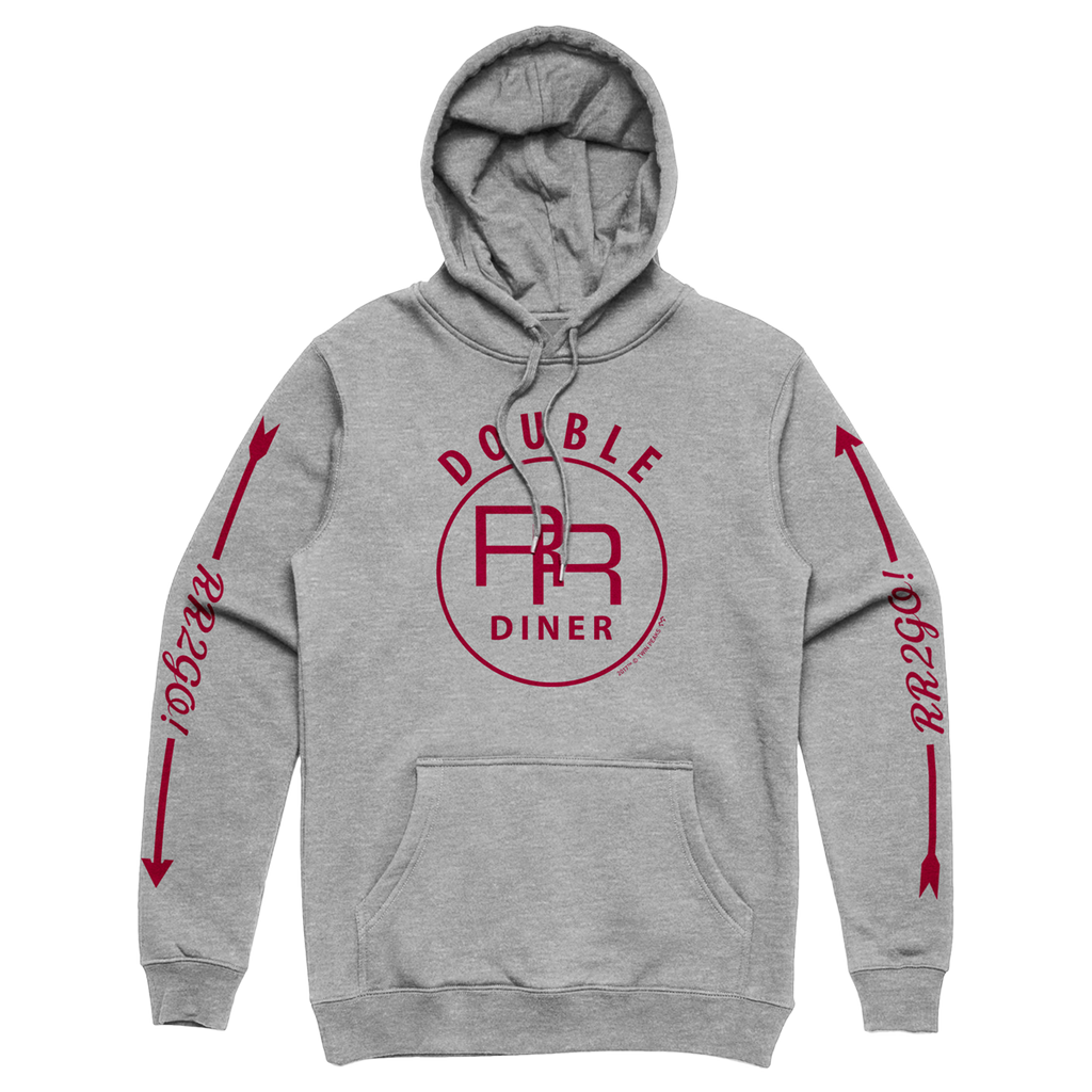 RR2GO Hoodie (Heather Grey)