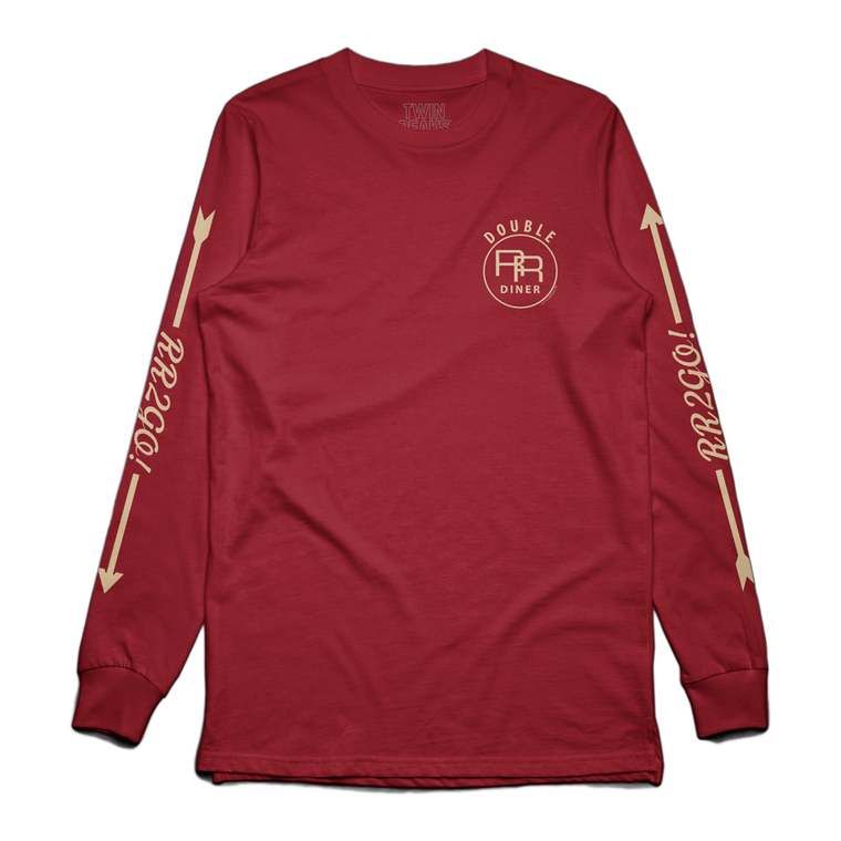 RR2GO Longsleeve Shirt (Red)
