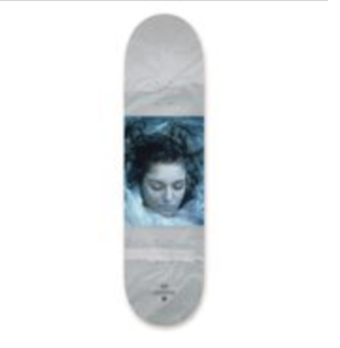 Wrapped In Plastic Skate Deck