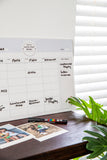 Whiteboard | Weekplanner | Blauw
