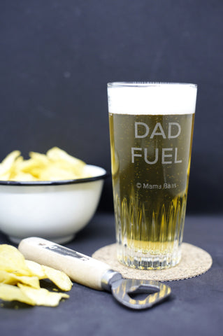Bierglas | Dad Fuel