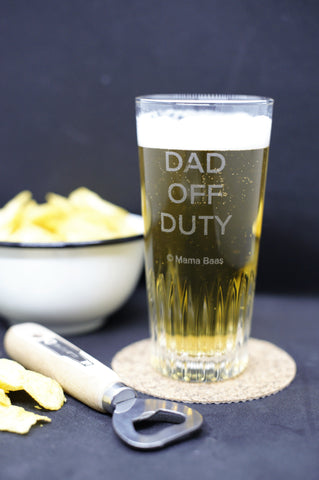 Bierglas | Dad Off Duty