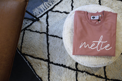 Sweater | Metie | Rose Tan