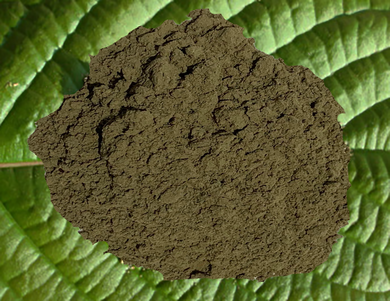 White Hulu Kapuas Kratom Powder