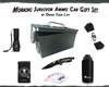 Amazon Giveaway: Win an Ammo Can Gift Set!