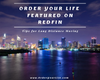 Order Your Life Featured on Redfin