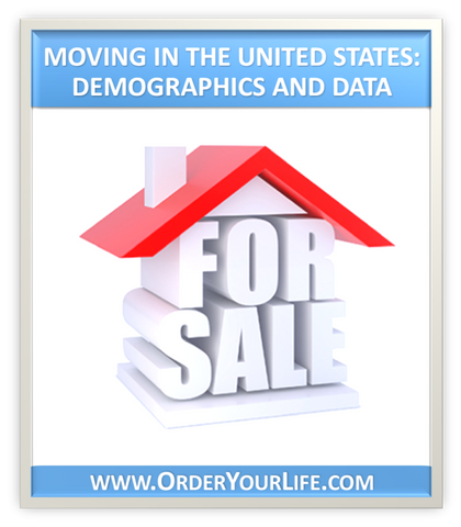 Moving in the United States Demographics