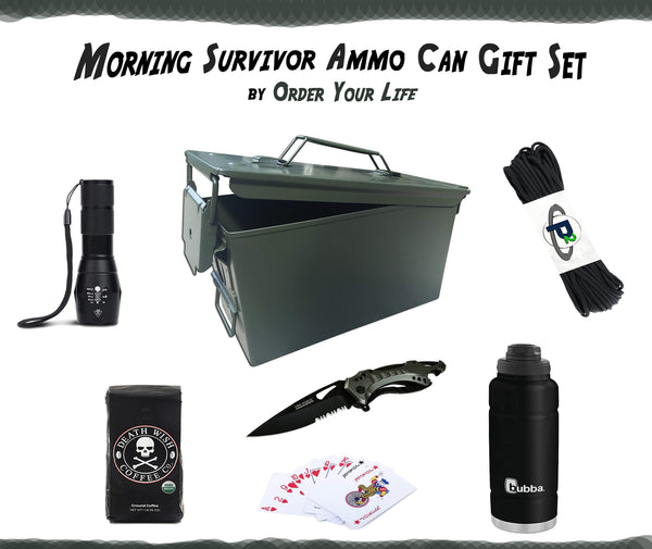 Morning Survivor Gift Set