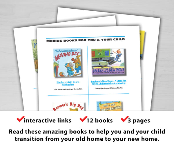 Moving Books for You and Your Child (Free)