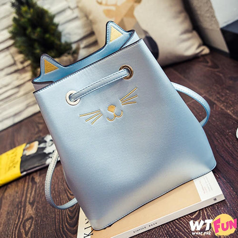 Kitty Bag™, le Sac à Main Chat Mignon