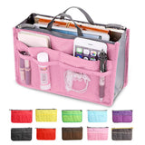 13 Colors Make up Cosmetic Organizer Travel Bag
