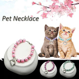 Cat Collar Heart Pendant. Unique. Dog Accessories GreatmyPet