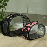 Transparent Pet Travel Carrier Bag. New Collection! Dog Carriers GreatmyPet