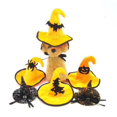 Halloween Party Pet Hats. Dog Accessories GreatmyPet