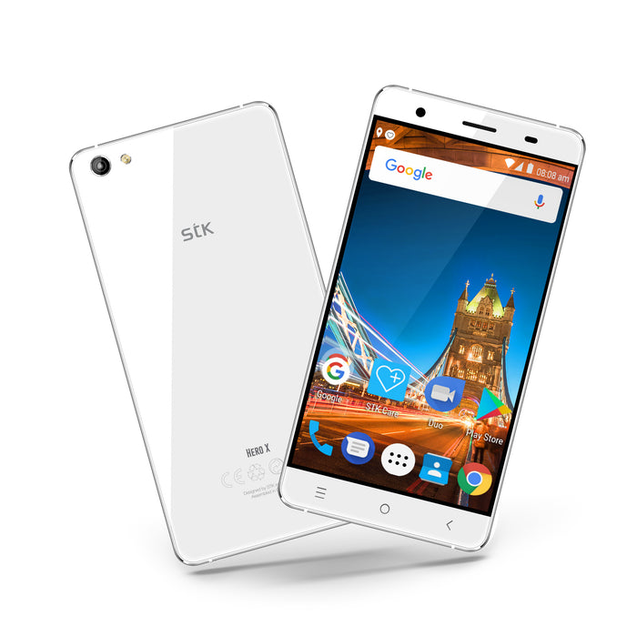 Hero X 4G Dual SIM 16GB White - Grade A