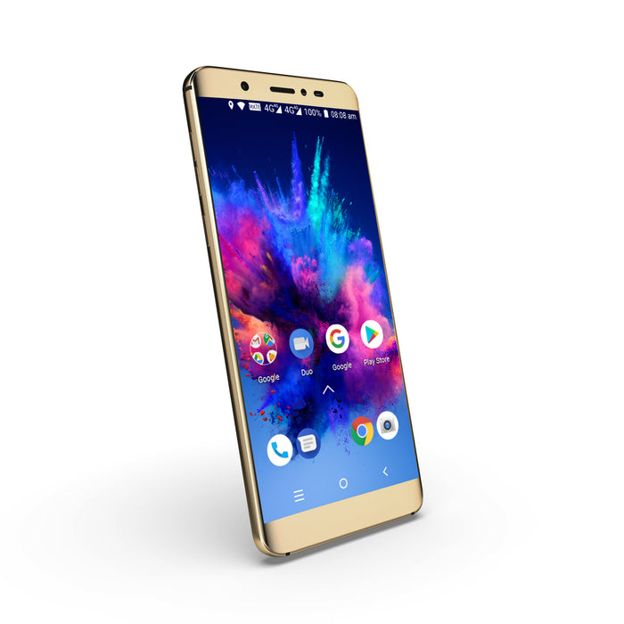 X2 4G Dual SIM 64GB Gold Edition
