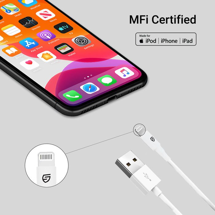 STK Connect - MFi Lightning Cable 1m