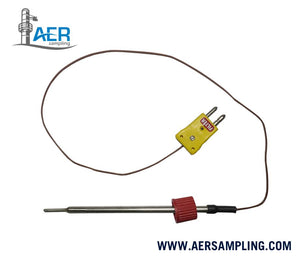 K-175 thermocouple assembly stainless steel a1