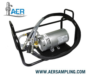 PN-1278 leak free pump assembly