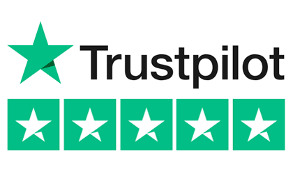See our 5-star Trustpilot Reviews!