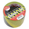 Timco PE Barrier Tape - Yellow/Black - 100m x 70mm