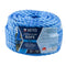 Timco Blue Poly Rope - Coil - 8mm x 30m