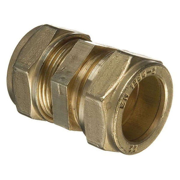 10mm Compression Coupling - WRAS Approved
