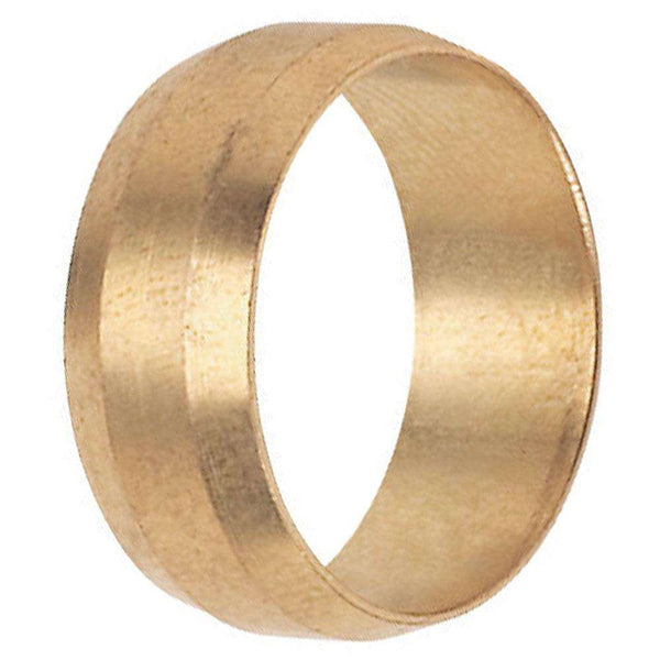 "1 1/4"" IMPERIAL Brass Olive - WRAS Approved"
