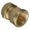 "10mm x 1/4"" Compression to Female Iron Adaptor Parallel - WRAS Approved"