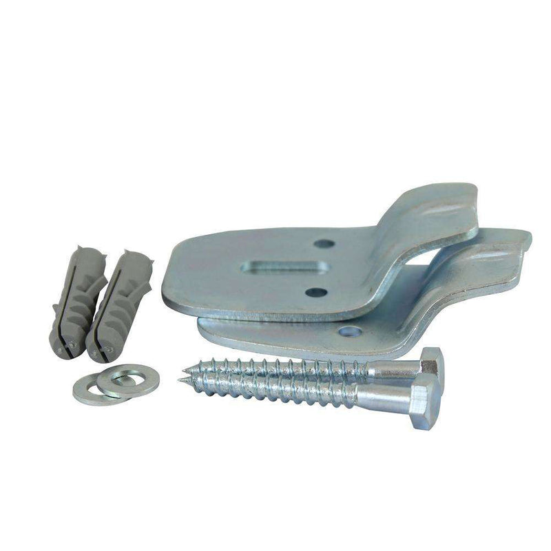 Timco Cloakroom Basin Fixing Kit (Cloakroom Kit) - 2 Pieces