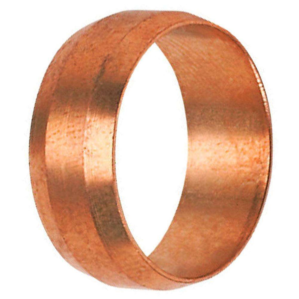 10mm Copper Olive - WRAS Approved