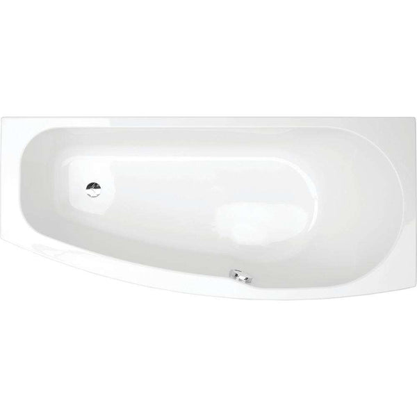 Space Saver 1700mm x 695mm 0TH Bath Pack RH