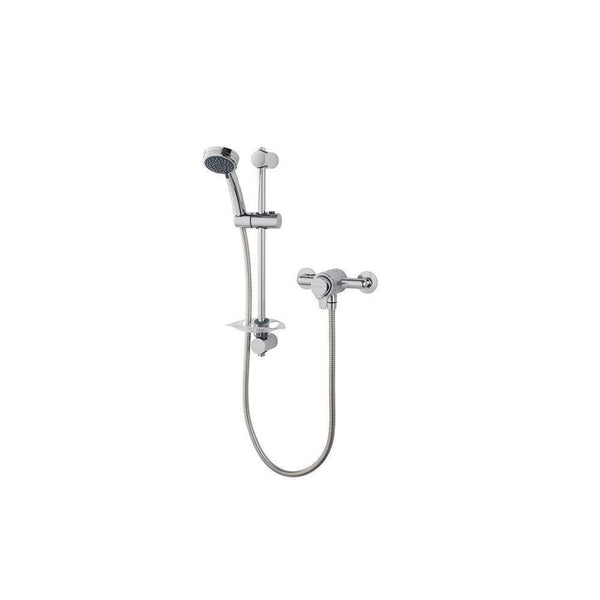 Triton Dene Concentric Thermostatic Mixer, Chrome