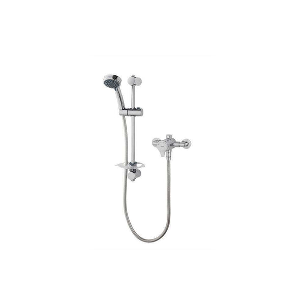 Triton Dene Sequential Thermostatic Mixer, Chrome