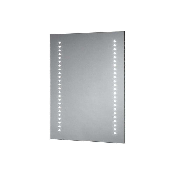 Versa 500mm x 390mm Battery LED Mirror