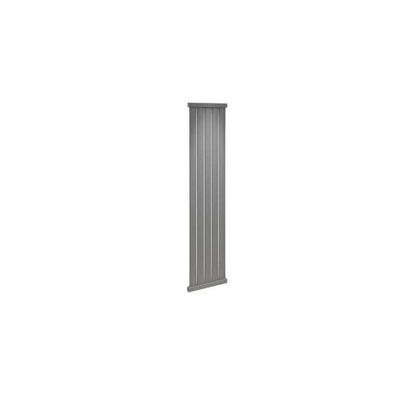 Elmas 1800mm x 410mm Radiator, Anthracite