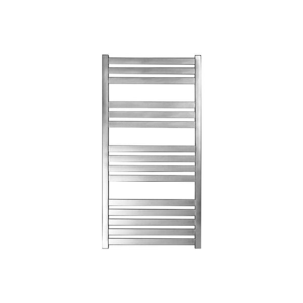 Strand 500mm x 1165mm Designer Radiator, Stainless Steel