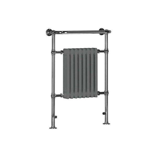 Eterno Traditional Radiator 673mm x 963mm, Grey