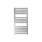 Strand 500mm x 960mm Designer Radiator, Stainless Steel