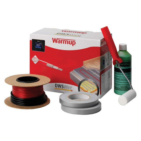 Warmup Dual Wire Under-Tile Heater (600 Watts)