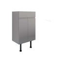 Valesso 500mm Vanity Unit, Onyx Grey Gloss