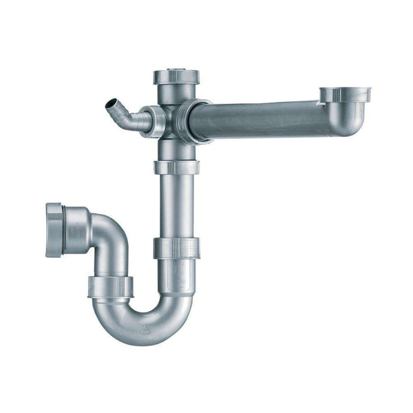 Franke Siphon I Plumbing Kit for 1.0 Bowl Sinks | 112.0059.946