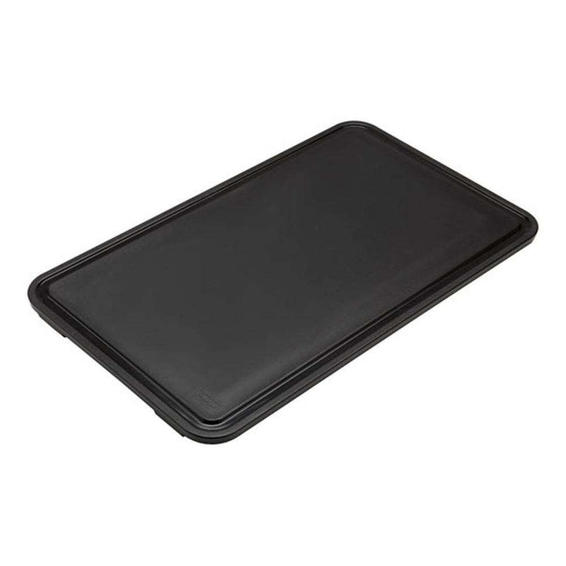 Franke Largo Plastic Chopping Board, Black | 112.0285.247