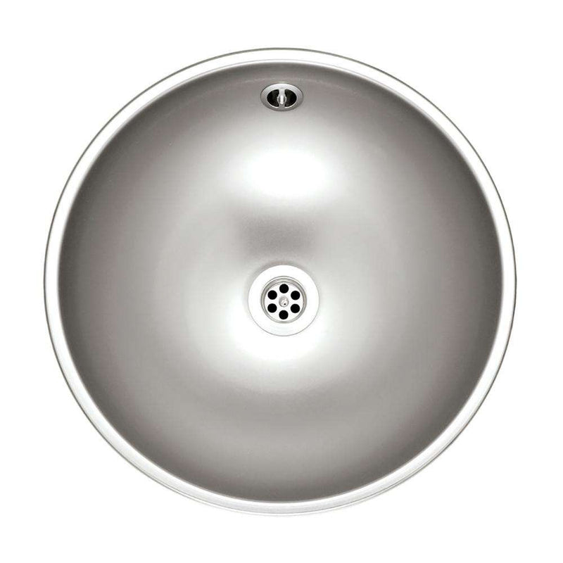 Franke Rondo RNX 610 Stainless Steel 1.0 Bowl Inset Sink | 113.0159.657