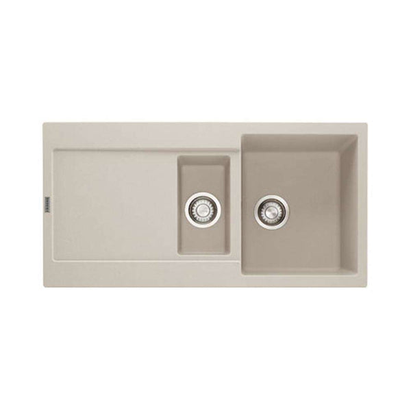 Franke Maris MRG 611 Reversible Fragranite 1.5 Bowl Inset Sink, Coffee | 114.0067.731