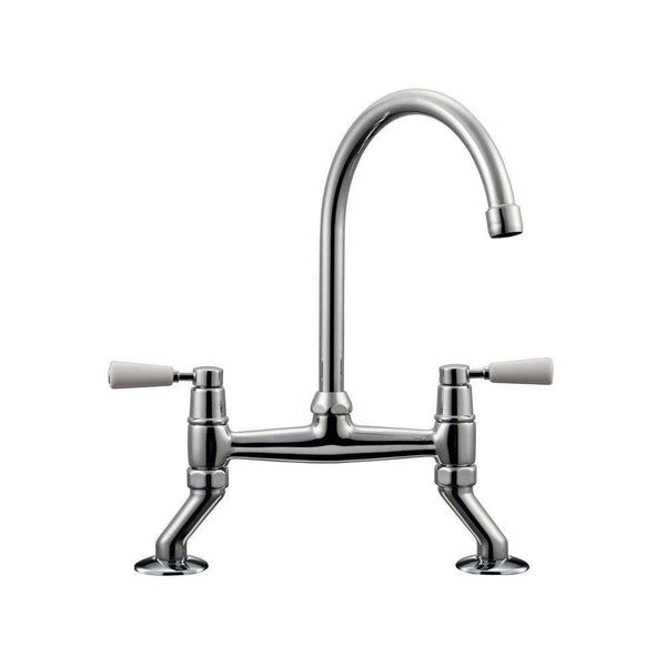 Franke Bridge Lever Classic Tap, Chrome | 115.0049.962